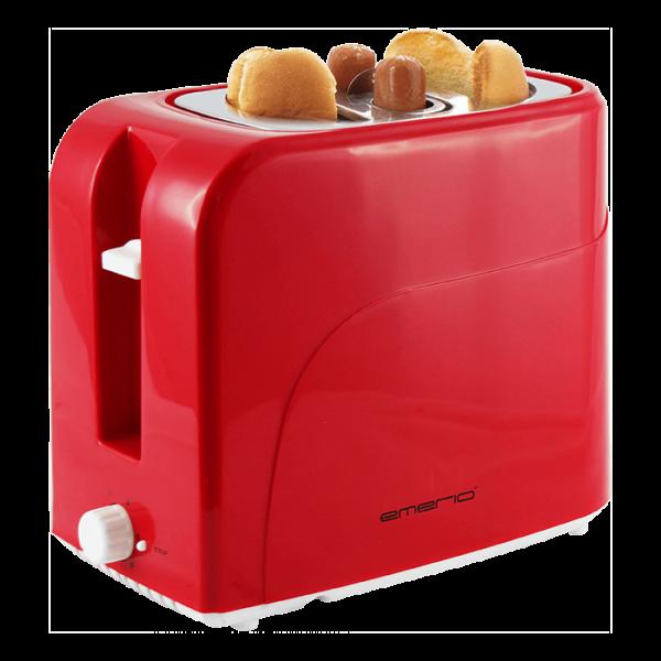 Hotdog-Maker HDM-109699 2-Hotdogs rot