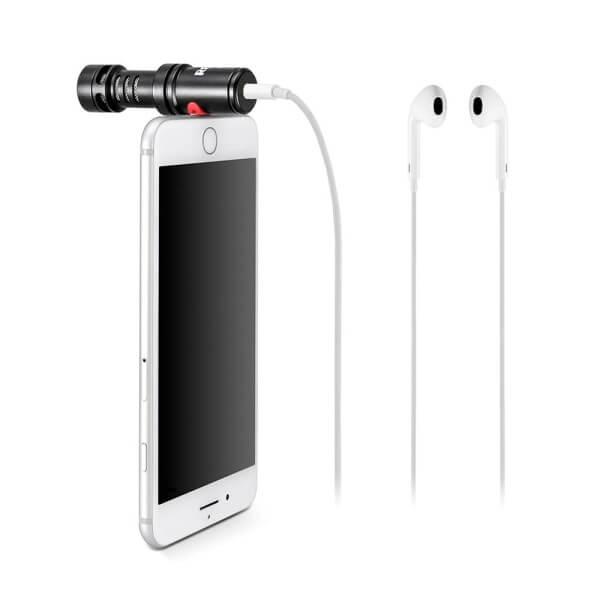 Røde VideoMic Me-L, Kondensator-Richtmikrofon für iPhone und iPad