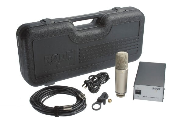 Røde NTK, Röhren-Kondensatormikrofon