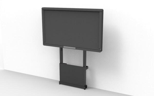 Robolift eStandy 160 Bluetooth + Holzblende Dekor