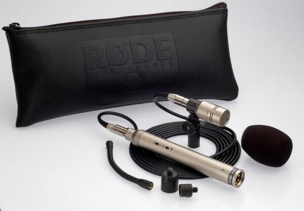 Røde NT6, Kleinmembran-Kondensatormikrofon