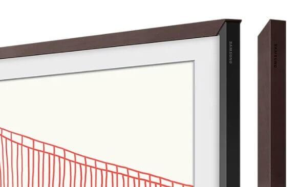 "Samsung Zubehör: The Frame 65"" VG-SCFA65BWBXC passend zu Modell 2021"