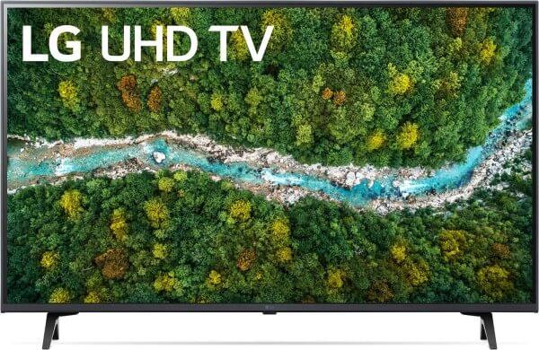 """43"""" LG 4K UHD TV Modell 43UP77009LB (2021)"""