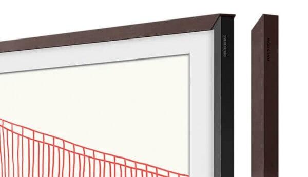 "Samsung Zubehör: The Frame 75"" VG-SCFA75BWBXC passend zu Modell 2021"