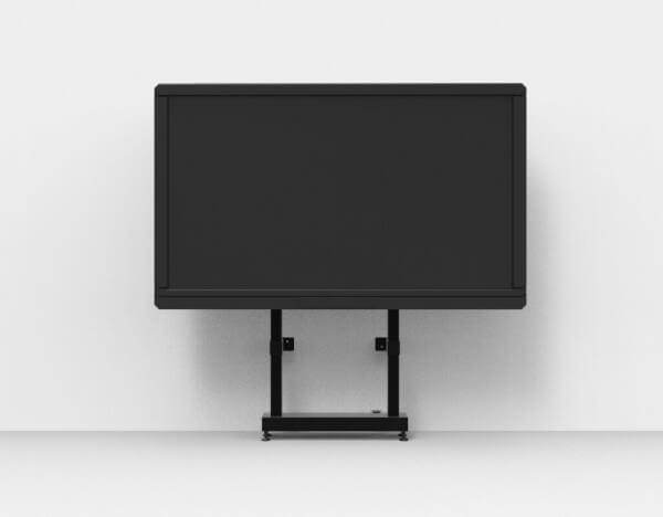 Robolift eStandy 160 - Display-Wandständer - elektrische Pylone