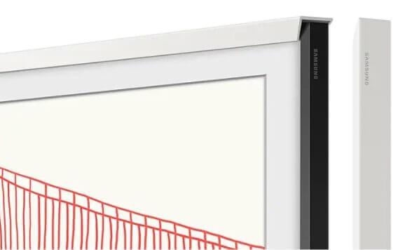 """Samsung Zubehör: The Frame 65"""" VG-SCFA65WTCXC passend zu Modell 2021"""