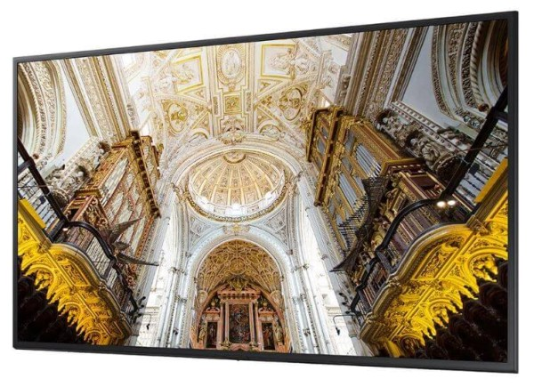 SAMSUNG QB98R 4K-UHD LED-Display