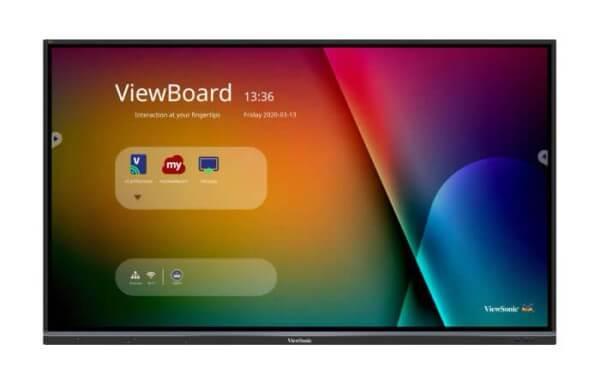 "Viewsonic interactive 4K Display 65"" Vierboard® IFP6550-3"