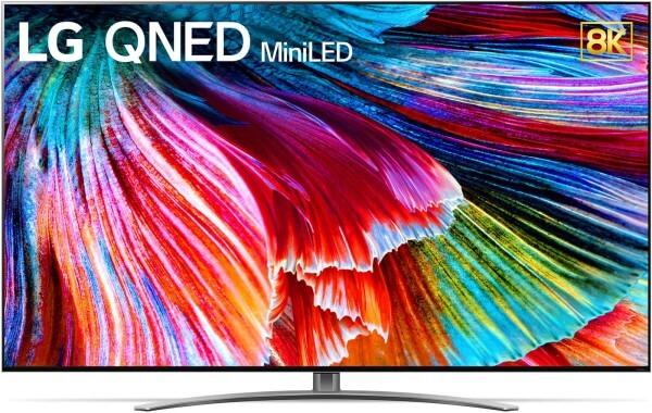 """75"""" LG 8K Mini LED TV Modell 75QNED969PA (2021)"""