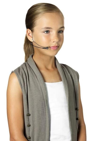 Røde LAV-HEADSET Junior, Kopfbügel für Røde Lavalier, Lavalier GO und smartLav+ (für Kinder)