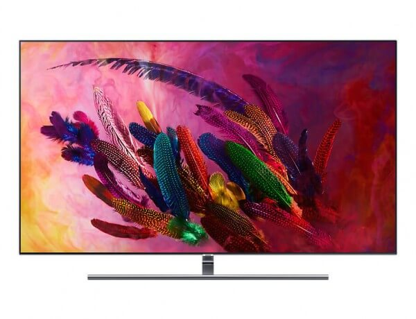 "Samsung 65"" Q7 Flat QLED TV Q7FN (2018)"