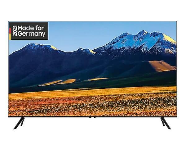 "86"" Samsung TV Crystal 4K UHD TU9009 (2020)"