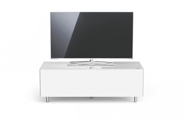 Spectral TV Möbel, weiß, TV freistehend