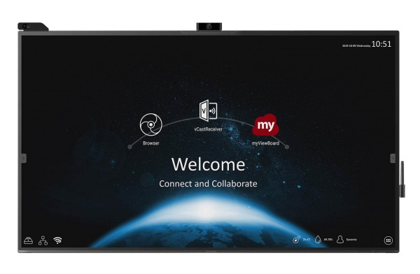"Viewsonic interactive 4K Display 86"" ViewBoard® IFP8670"