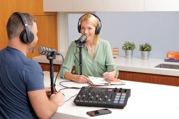 Røde PodMic, dynamisches Podcast-Mikrofon