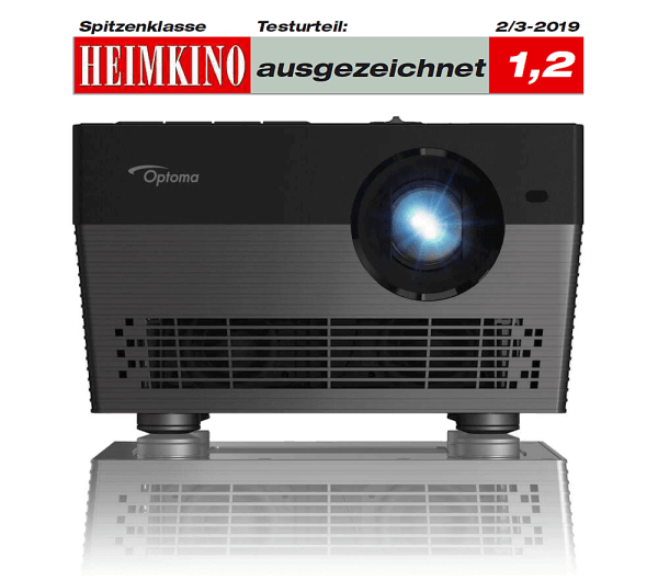 Optoma UHL55 LED Beamer mit 4K HDR