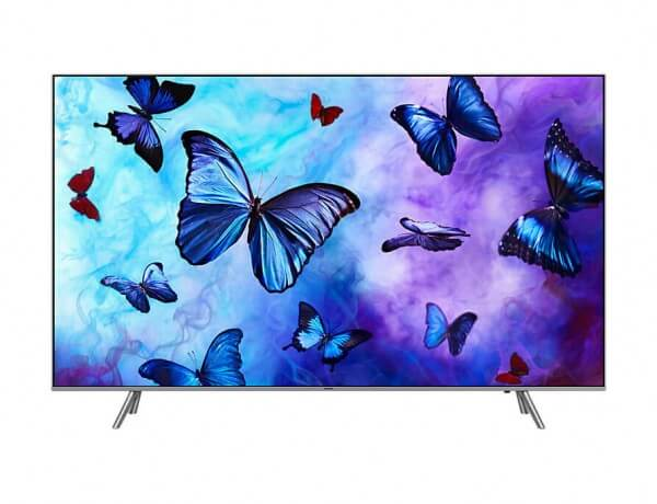 "Samsung 65"" Flat QLED TV Q6FN (2018)"