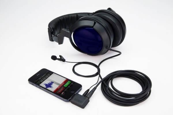 Røde SC6, Audio-Splitter für Smartphones, 2 TRRS-Mikrofoneingänge, 1 Stereo-Kopfhörerausgang