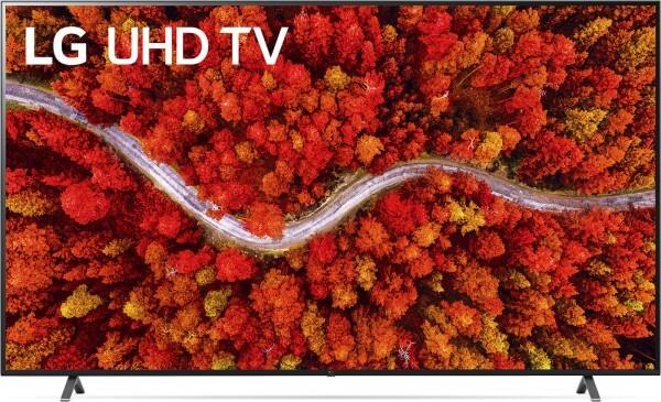 """82"""" LG 4K UHD TV Modell 82UP80009LA (2021)"""