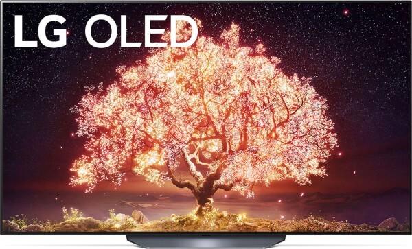 "65"" LG 4K OLED TV Modell OLED65B19LA (2021)"