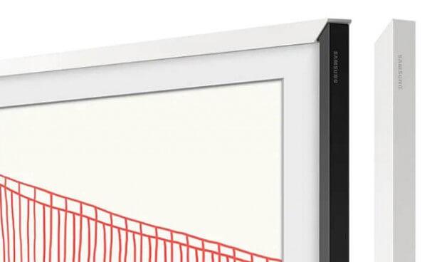 """Samsung Zubehör: The Frame 75"""" VG-SCFA75WTBXC passend zu Modell 2021 weiß"""