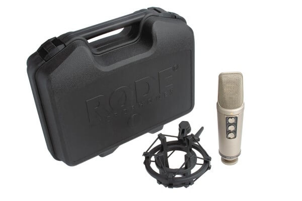 Røde NT2000, Großmembran-Kondensatormikrofon