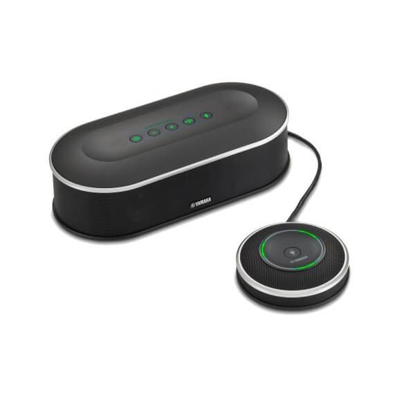 Yamaha Speakerphone YVC-1000 für Videokonferenzen im Konferenzraum Audio-Mikrofon-System