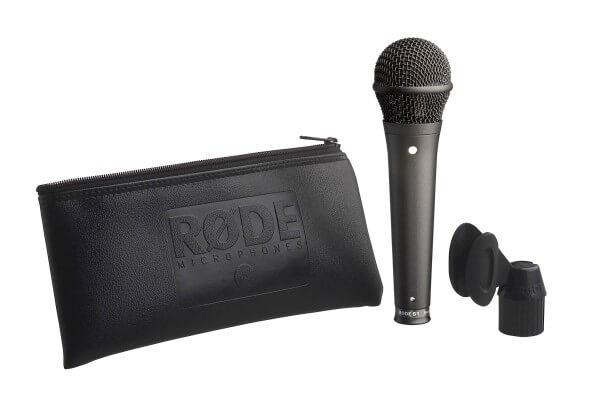 Røde S1-B, Kondensator-Gesangsmikrofon (schwarz)