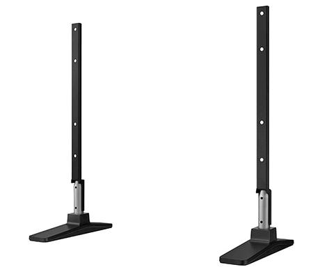 """SAMSUNG Standard Tischstandfüße – STN-L4055AD-EN, passend zu 46"""" bis 65"""" LFDs"""
