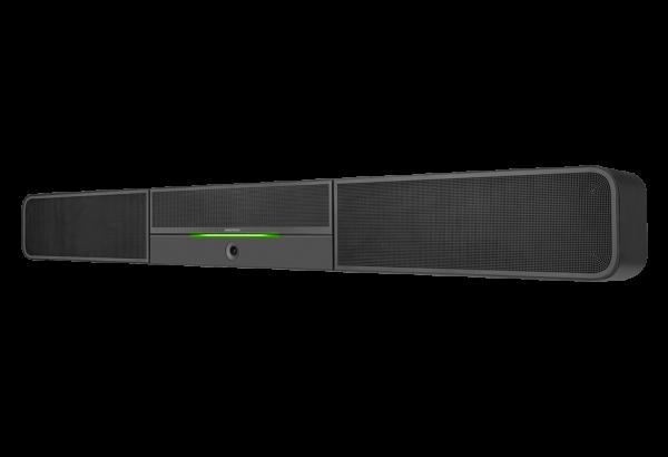Crestron Soundbar UC-SB1-CAM mit Camera für Videoconference
