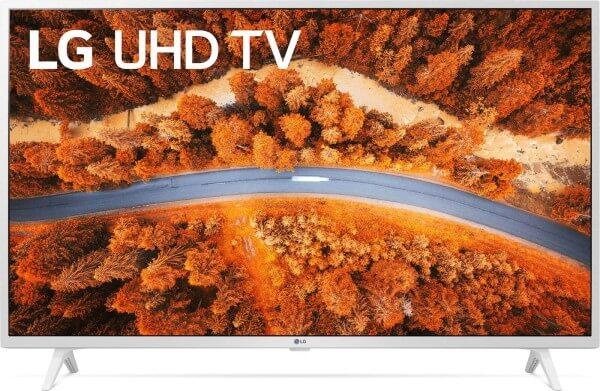 "43"" LG 4K UHD TV Modell 43UP76909LE (2021)"
