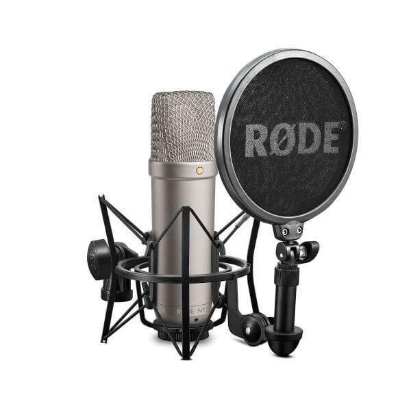 Røde NT1-A, Kondensatormikrofon, inkl. SM6 und XLR-Kabel