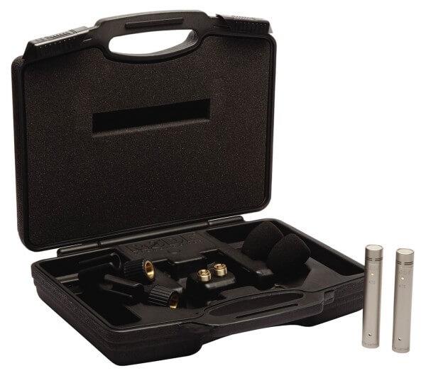 Røde NT5-MP, Stereo-Paar, 2 selektierte Kleinmembranmikrofone im ABS-Koffer