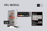 HD+ Modul mit Karte