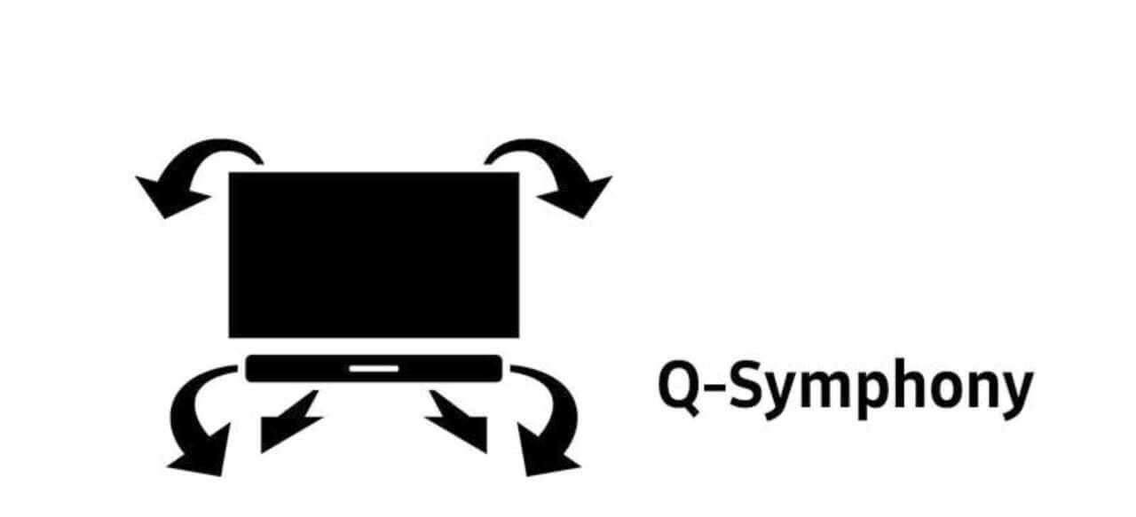 integriertes Soundsystem