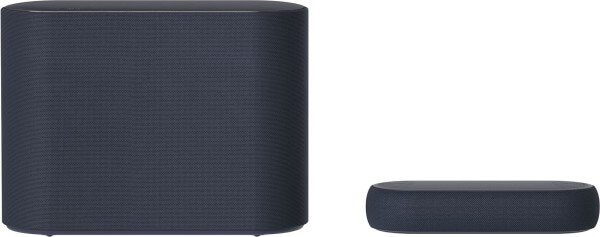 LG 3.1.2-Soundsystem mit 320 Watt Gesamtleistung Soundbar Modell DQP5 (2021)