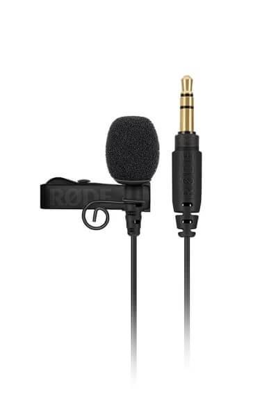 Røde Lavalier GO, Lavalier-Mikrofon mit 3,5 mm TRS Anschluss