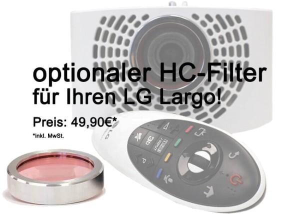 HC-Filter für den LG Largo PF1500-EU, PF1500-G, HF60LS, Largo 2.0