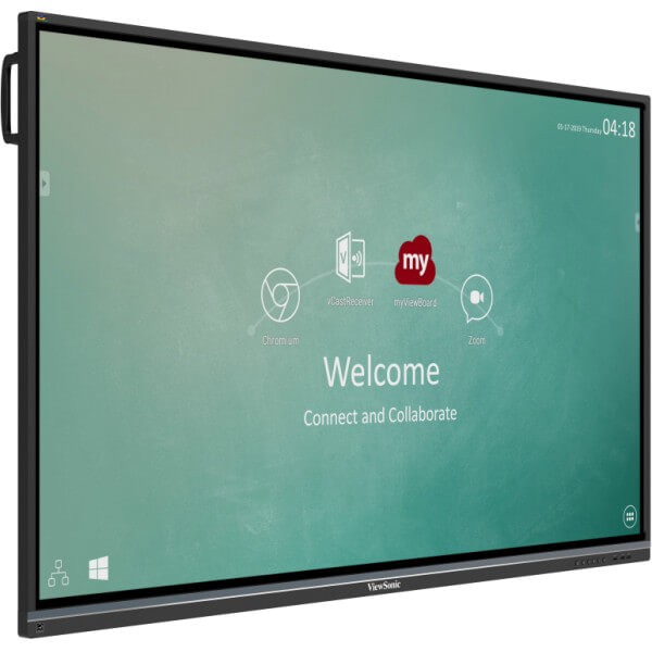 "Viewsonic interactive 4K Touch-Display 75"" ViewBoard® IFP7550-2EP"