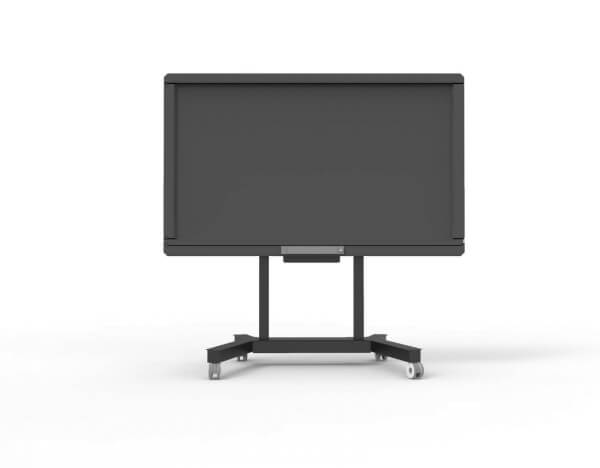 """Robolift eRolly 100 - Displayrollwagen für LCD-Monitore bis 86"""""""