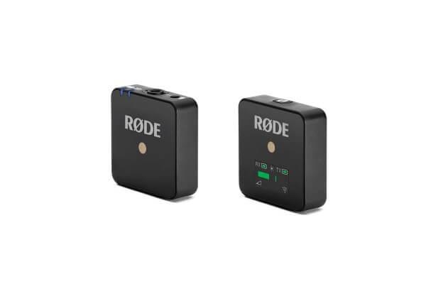 Røde Wireless GO, digitales Drahtlos-Mikrofonsystem