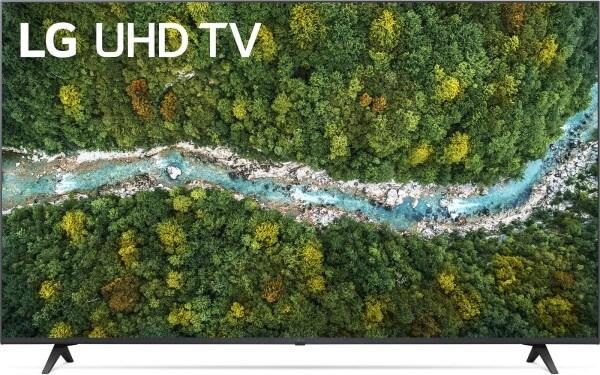 """65"""" LG 4K UHD TV Modell 65UP77009LB (2021)"""