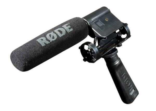 Røde PG1, Pistolengriff-Mikrofonhalterung für VideoMics