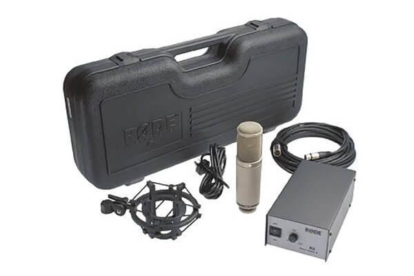 Røde K2, Röhren-Kondensatormikrofon