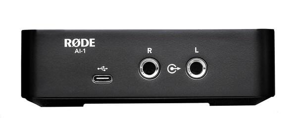 Røde AI-1, USB-Audio-Interface