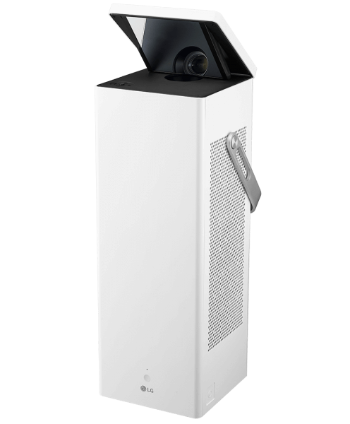 LG Presto HU80KSW CineBeam - 4K Laser Beamer