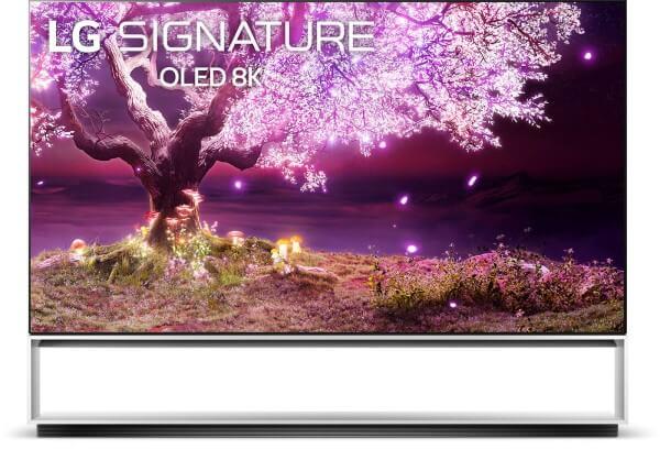 "88"" LG 8K OLED TV Modell OLED88Z19LA (2021)"