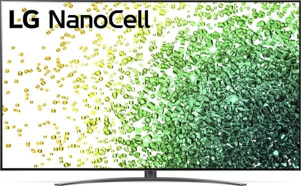 "86"" LG 4K NanoCell TV Modell 86NANO869PA (2021)"