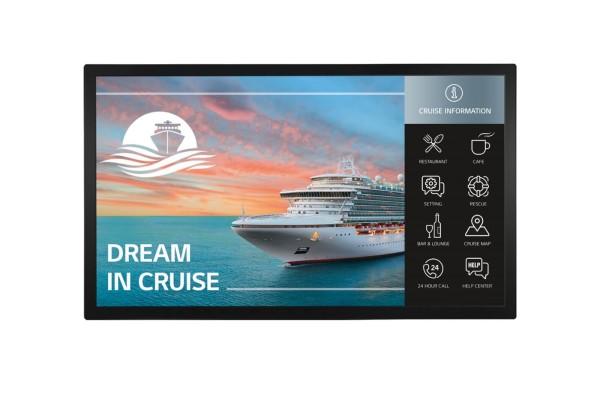 LG 55TC3CD-B - 4K Touch-Display mit 55Zoll, 500 cd/m², inkl. webOS
