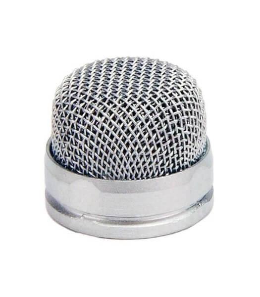 Røde Custom Pin-Head, unlackierter Einsprechkorb für das PinMic